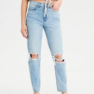 NWT MOM JEANS